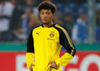 Sancho: The absent star who was courted by Real Madrid
