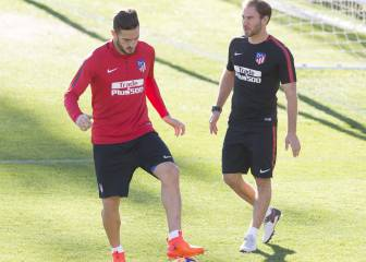 Atlético midfielder Koke closing in on return from injury