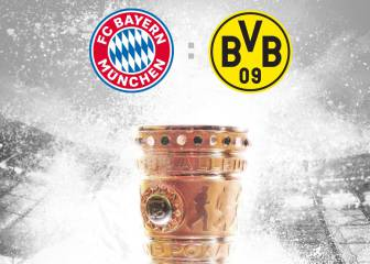 Bayern-Dortmund: glamour tie in next round of the German Cup