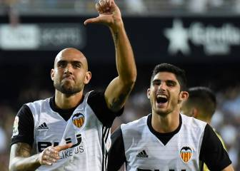 Zaza closing in on 73-year-old Valencia scoring record