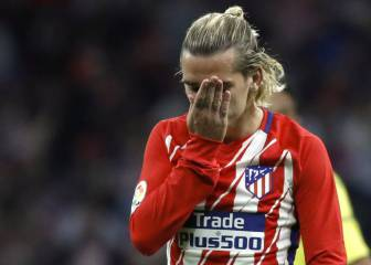 Goals dry up for Antoine Griezmann