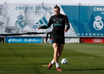 Keylor and Bale out for Wembley, Isco and Varane doubts
