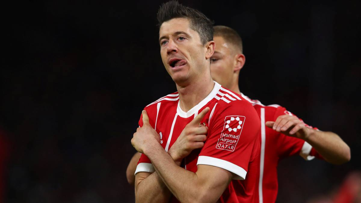 Lewandowski pleads with Bayern to buy a back-up striker
