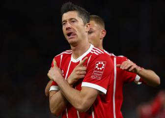 Lewandowski pide descanso: