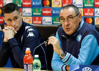 Sarri, sobre el City y Guardiola: