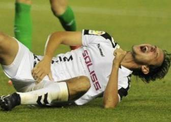 Albacete defender Bíttolo: 10 stitches in penis