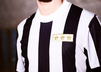 Juve present commemorative shirt for 120-year anniversary
