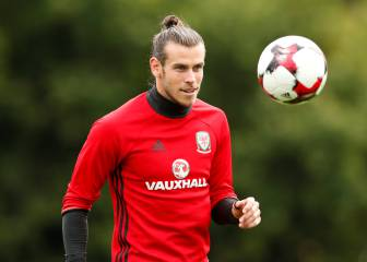 Coleman calls up unfit Gareth Bale for Wales duty