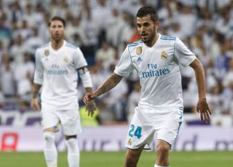 Juve and Milan start to circle around Madrid's Dani Ceballos