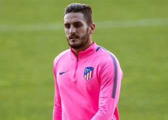 Atlético Madrid look to Koke for resurrection