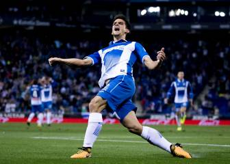 Espanyol extend Gerard Moreno's contract up to 2022