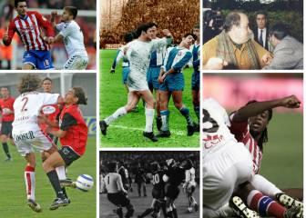 Football fights: a hall of shame