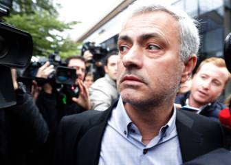 José Mourinho appears in court over tax fraud allegations