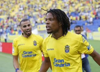Las Palmas pair Rémy and Tannane involved in punch-up
