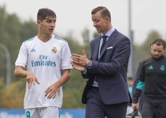 Real Madrid's Under-17 World Cup stars