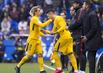 Griezmann gets off to worst start in four years