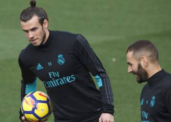 Zidane: Bale will not be going on international duty with Wales