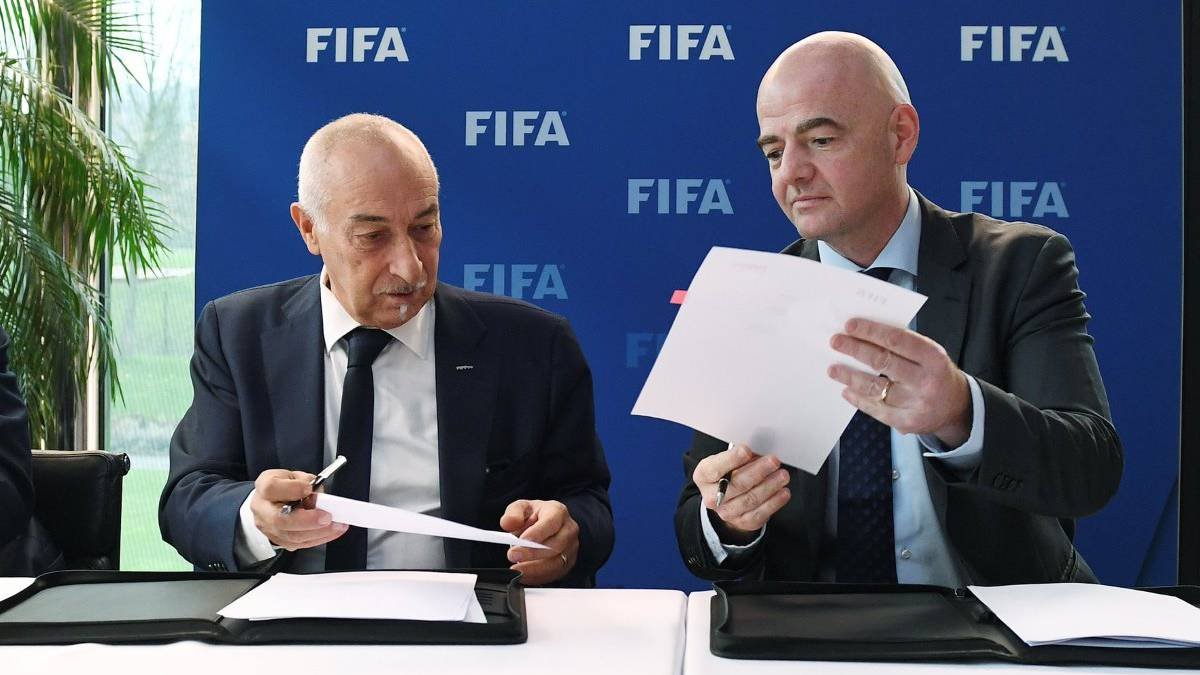 FIFPro withdraws transfer complaint after deal with Fifa