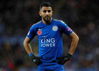 Barça made failed summer move for Mahrez, reveals Monchi