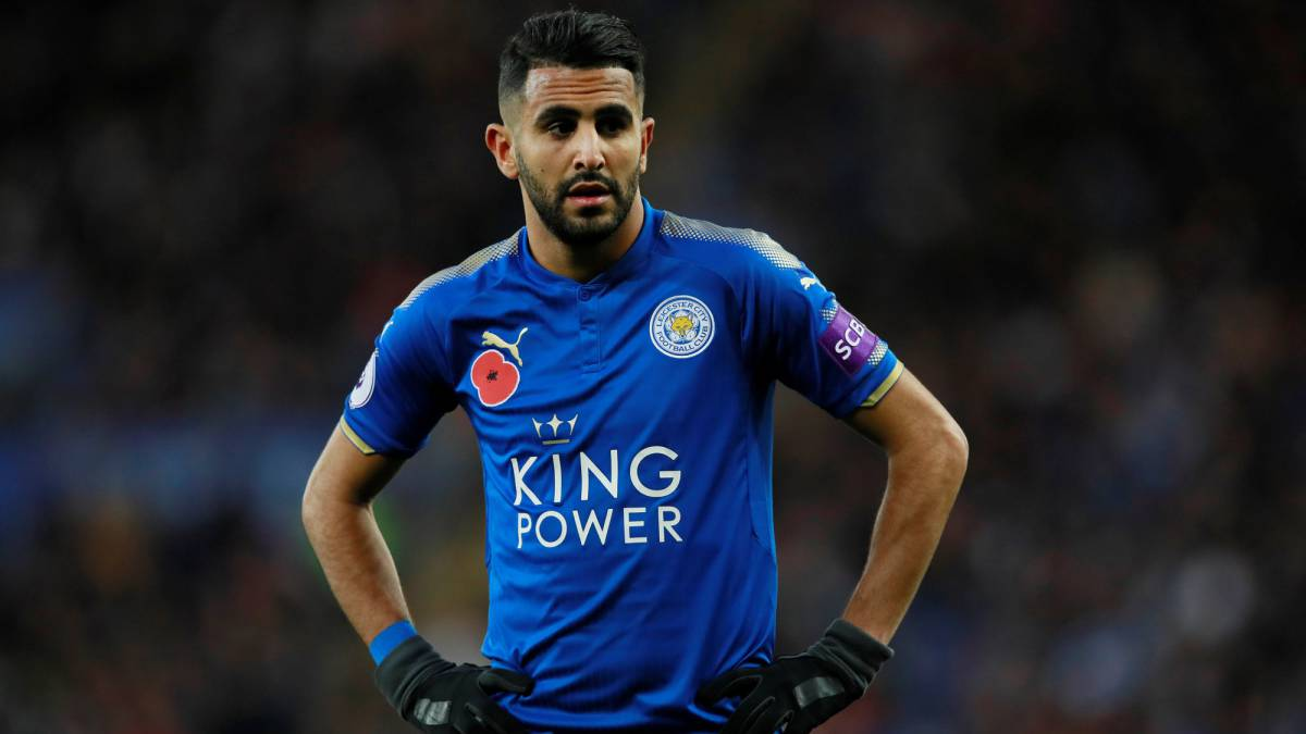 Barcelona made failed move for Mahrez, says Roma's Monchi