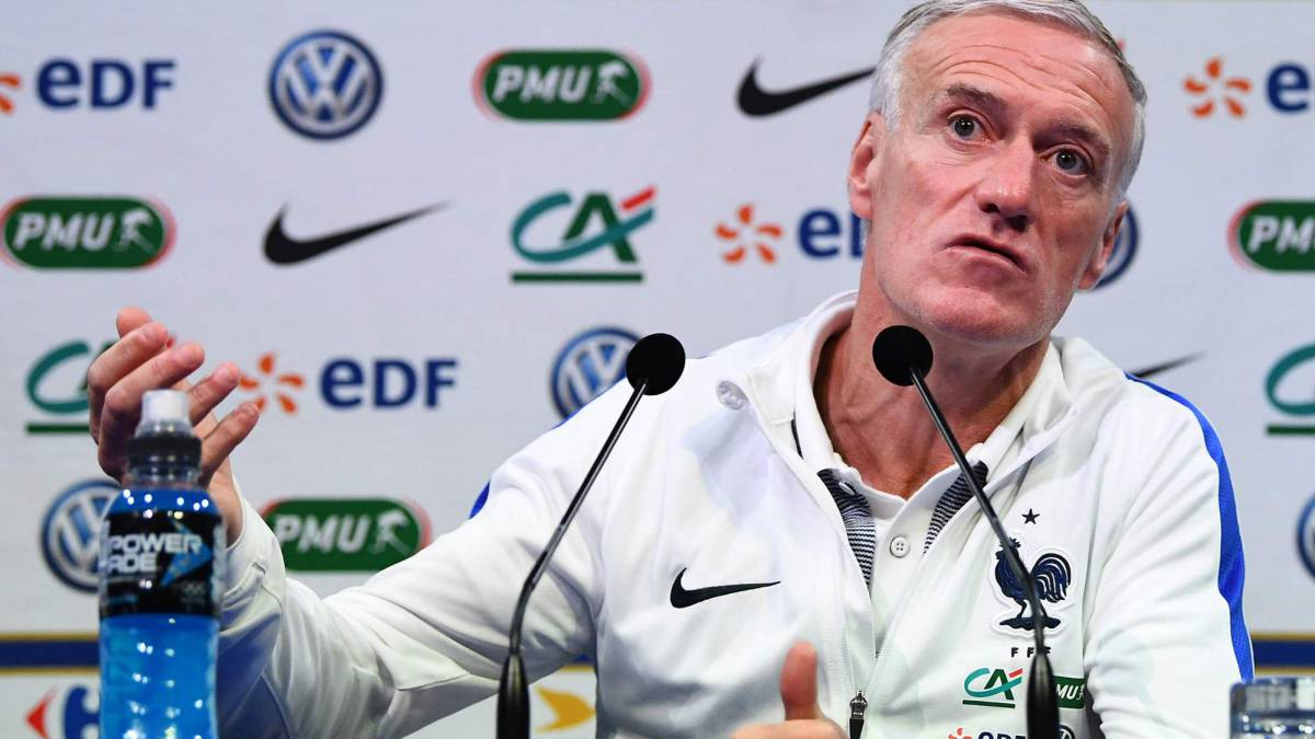 "Deschamps: ""We will not take risks with Varane"""