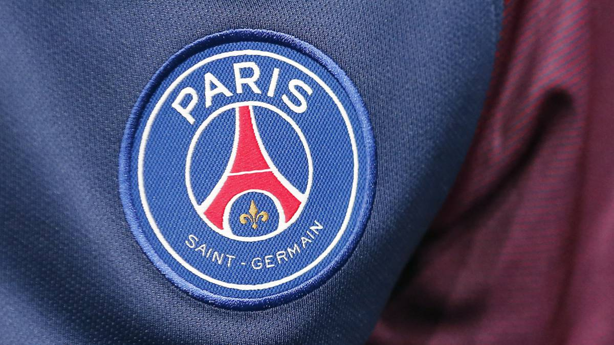 Escudo del Paris Saint Germain (PSG).