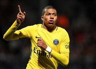 Barça struck deadline day deal with Monaco for Kylian Mbappé