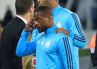 Meeting with Marseille president, Evra set for Friday