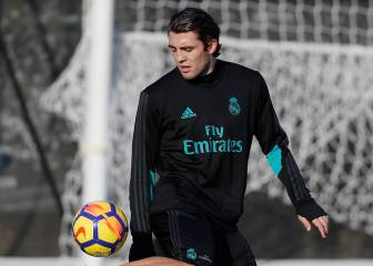 Carvajal and Kovacic join full training ahead of Atlético
