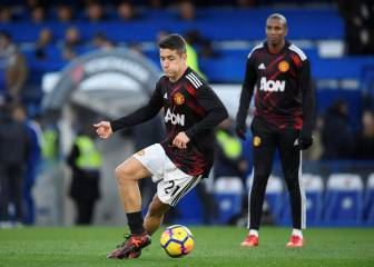 Atlético Madrid close to an agreement with Ander Herrera