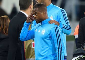 Evra leaves Marseille as Uefa hand down season-long ban