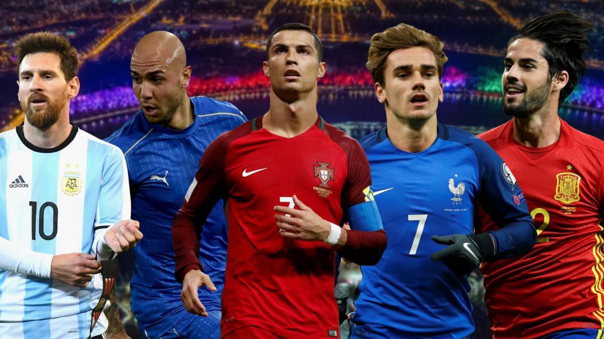 Por Qué Se Juega Al Fútbol Con 11 Jugadores Por Equipo: Mas De 60 Jugadores De LaLiga Estarán En El Mundial 2018