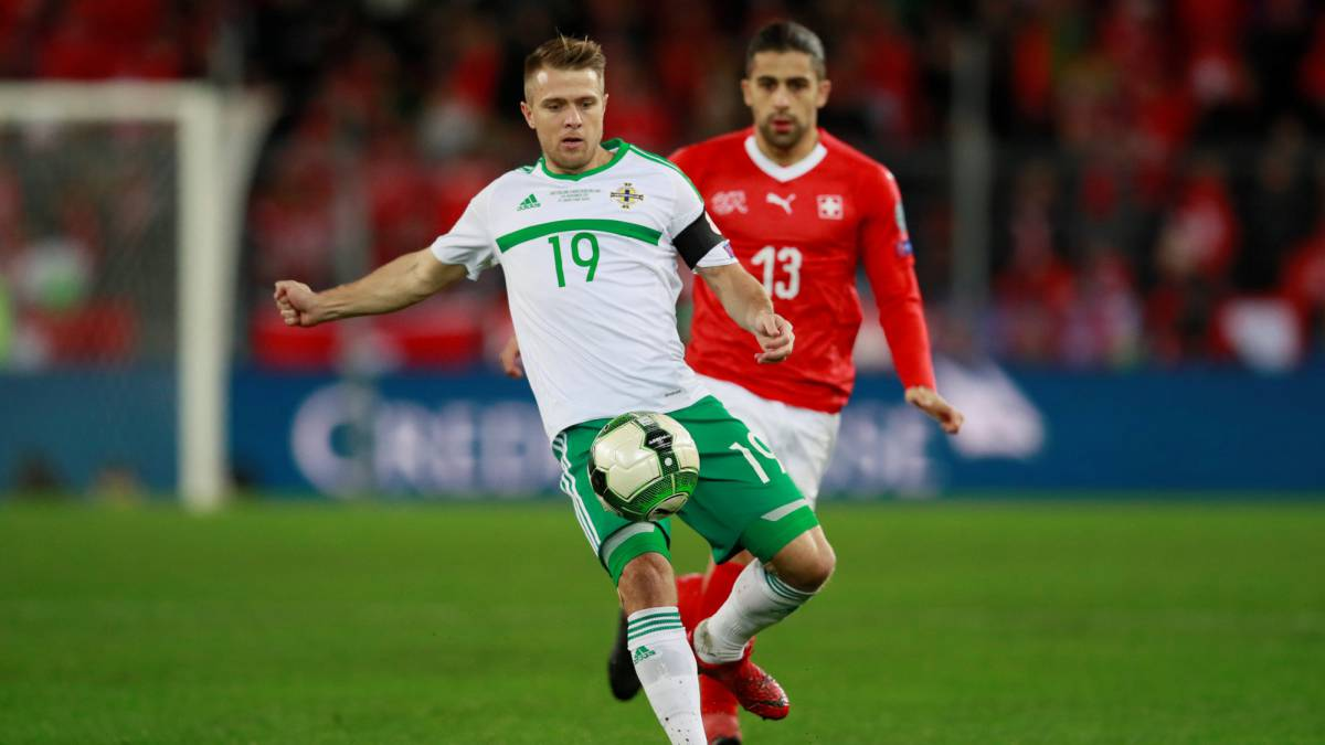Sigue el Suiza vs Irlanda del Norte, en vivo y en directo, en As.com