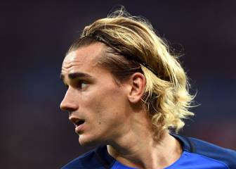 Theo Griezmann tweets photo of Old Trafford, deletes account