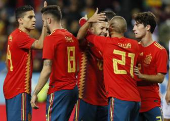 Spain can't wait for the World Cup