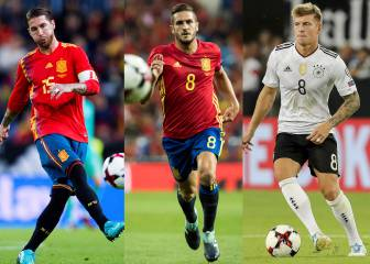 Real Madrid-Atlético: 25 World Cup players on show in derby