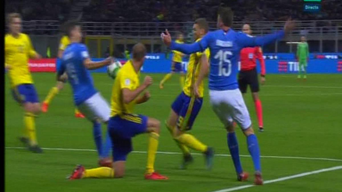 golpeando Suecia
