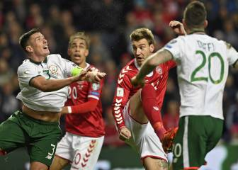 Rep Ireland vs Denmark: live