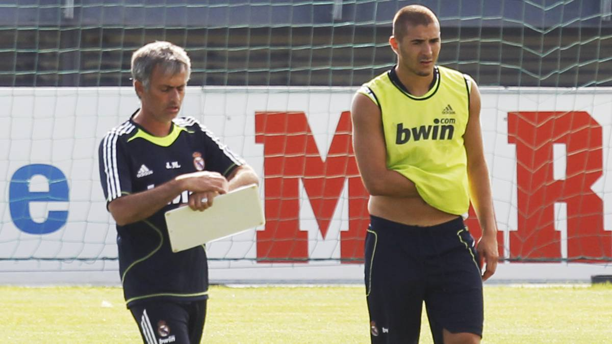 Karim Benzema reflects on how he lost respect for Jose Mourinho