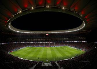 Run to the Wanda: Iron Maiden to play first ever gig at Atlético's stadium
