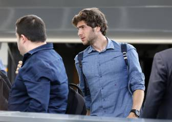 Sergi Roberto wins best Catalan footballer for 2016-17