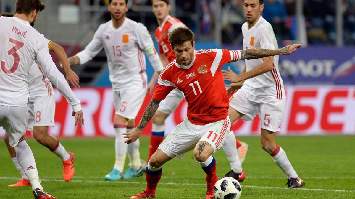Image result for rusia vs spain
