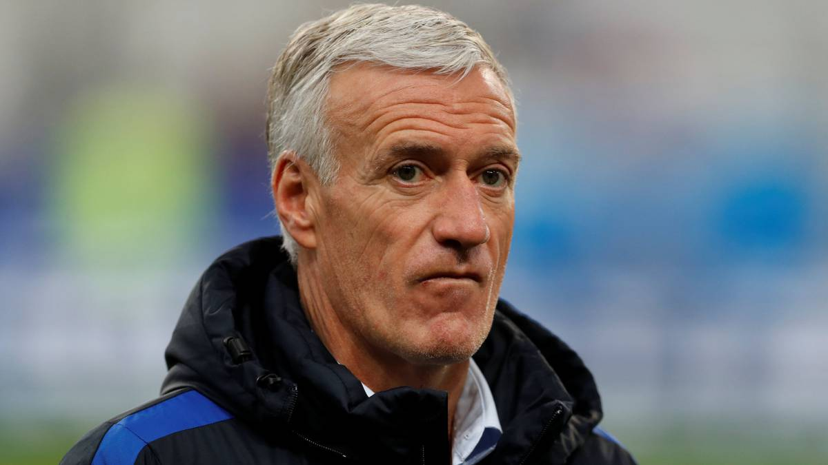 Deschamps, con escoltas tras recibir amenazas islamistas