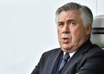 Carlo Ancelotti emerges as favourite to restore Italy's pride