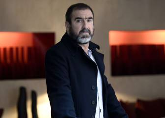 Cantona, a Deschamps y a la FFF: