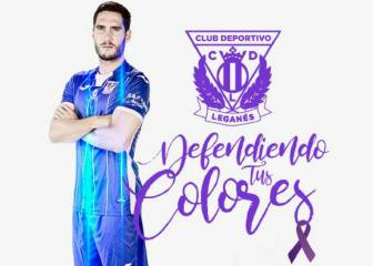 Leganés to wear shirts against gender violence for Barça visit