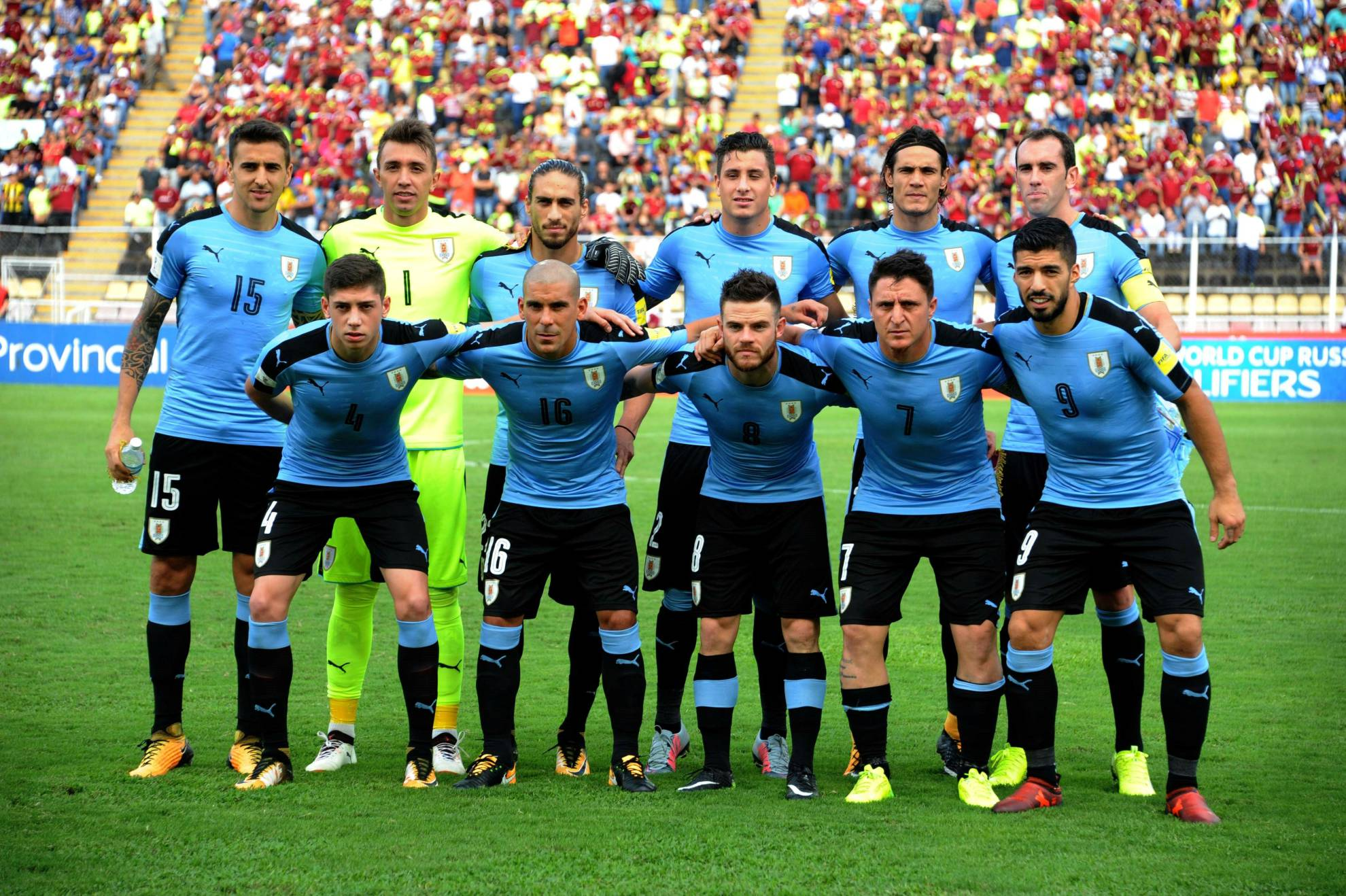 Uruguay national football team