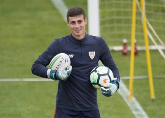 Kepa Arrizabalaga closer than ever to Real Madrid