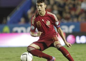 Munir El Haddadi makes formal request to play for Morocco