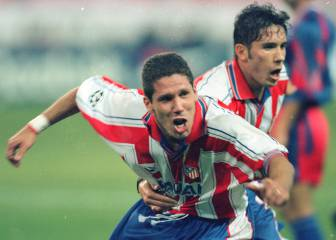 Manolete picks Atlético Madrid's all-time derby XI